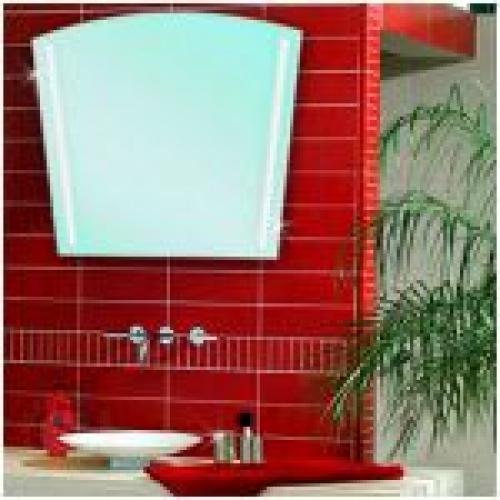 Badspiegel ANCONA T5 hinterleuchtet 600 x 800 mm