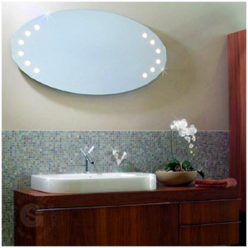 Hinterleuchteter Spiegel Catania 1000 x 500mm