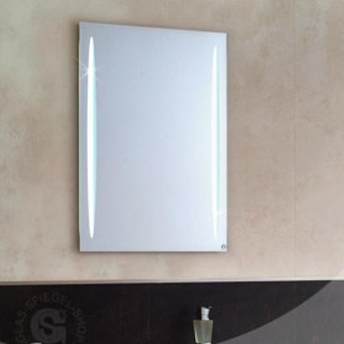 Hinterleuchteter Badspiegel Genova 600 x 800mm