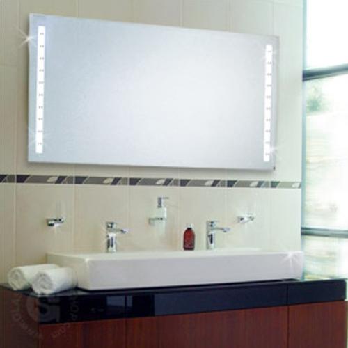 Badspiegel PREMIUM T5 hinterleuchtet 700 x 700 mm