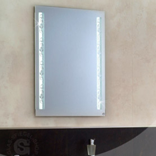 Bekannt Badezimmerspiegel, Badspiegel, Kristallspiegel, Wandspiegel XI37