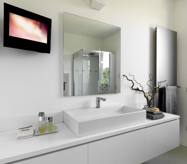 Badezimmerspiegel badspiegel kristallspiegel for Kristallspiegel
