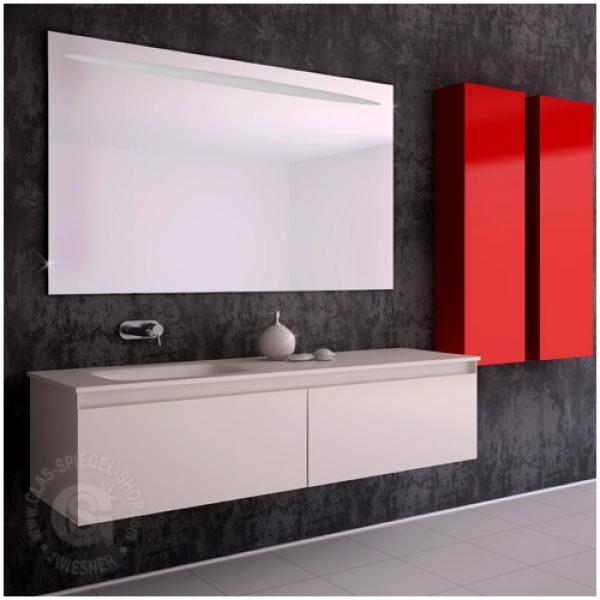 Badezimmerspiegel badspiegel kristallspiegel wandspiegel glasschiebet ren beleuchtete - Badspiegel led hinterleuchtet ...